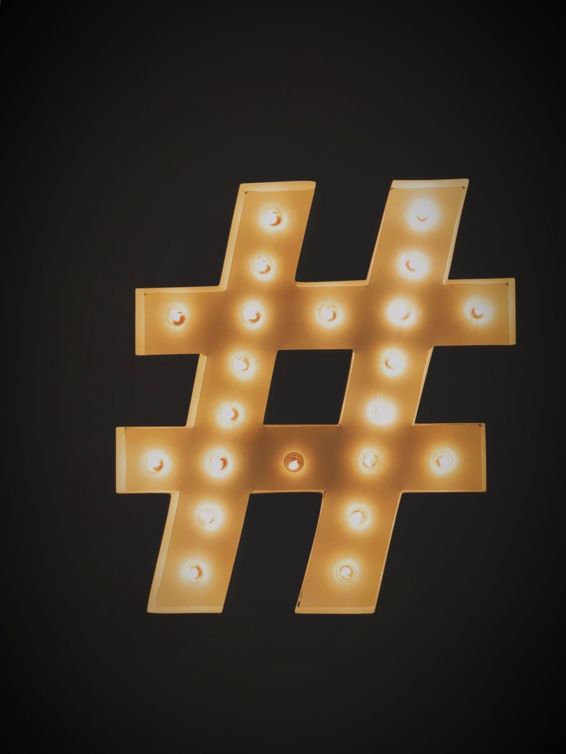 How To Up Your Hashtag Game