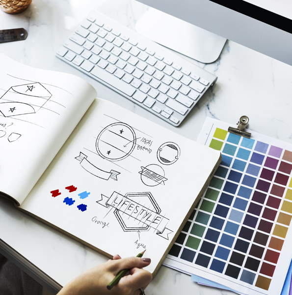 CREATE A STAND OUT BRAND IDENTITY